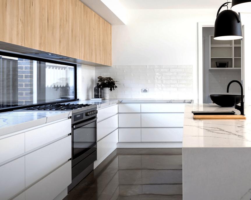 Kitchen Resurfacing  in Central Coast